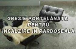 Gresie Interior Incalzire Pardoseala