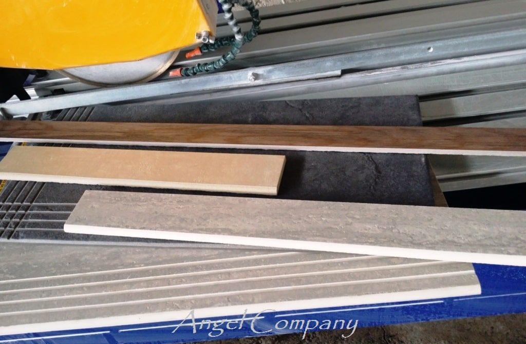 Taierea gresiei portelanate - Angel Company
