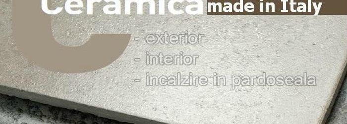 Oferta Gresie Exterior Interior Tip Parchet. Gresie Incalzire Pardoseala