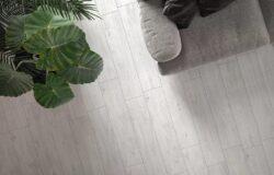 Gresie incalzire pardoseala Oak White Idea Ceramica
